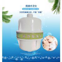 洗浴小净水器 GELONG革隆 GLMINI-300洗浴小卫士 除氯复合滤芯 超滤过滤器