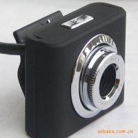 供应小方块 笔记本专用摄像头 USB摄像头 电脑摄像头 带拍照按键