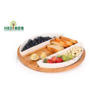 批发 出口欧美品质 陶瓷 糖果盘 礼品果盘 水果盘 C1224