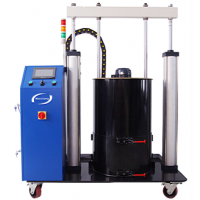 诺胜PUR热熔胶机改变家用电器传统粘胶方式。