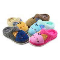 冬季新款棉拖鞋批发厂家直销 全网价格的保暖情侣款拖鞋批发