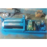 河北扬威机械电动压边机 定做轧股机厂家 起线机电动压槽机