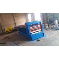亨福压瓦机,三层840/900/850彩钢压瓦机设备