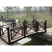 防腐木加工厂加工供应 防腐木规格料承接防腐木地板木桥安装