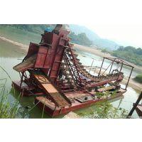 扬帆机械可靠(在线咨询)_淘金船_二手淘金船