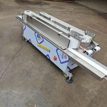 双丰商用全自动圆柱长馒头整形机成型机签子搓高庄桩皮带传送带输送机