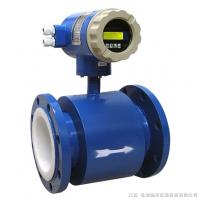 LDG-A80 智能电磁流量计生产厂家 化工液体流量计 铂铱电极四氟流量计