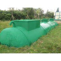 普蕾特PLT-MBR-10地埋式一体化农村生活污水处理设备
