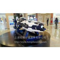 上海雕塑公司宏雕雕塑园林景观商业美陈雕塑泡沫玻璃钢婚庆节庆