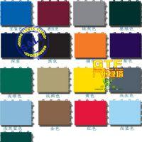 广州绿塔悬浮式拼装地板/工厂直销/室内溜冰场专用平板形