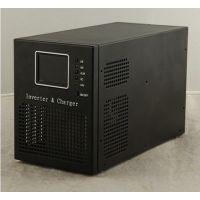 工厂供应机架式DC48-AC220,1KVA 2U高 工频通信逆变器 基站专用