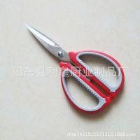 不锈钢剪纸刀     办公美工剪生活家用剪     橡胶柄剪刀   JC630