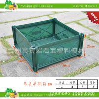2代组合式阳台种植箱 家庭种菜箱 阳台菜园 立体花盆容器