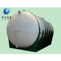 50m³立式加抱箍聚乙烯储罐