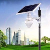 太阳能壁灯户外庭院灯一体化路灯室外景观桃子灯月光灯