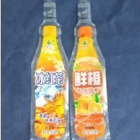 供应青岛全通塑料异形包装袋 PE材质棒袋 棒奶袋子印刷