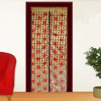 供应咖啡色磁性纱门,隐形防蚊纱门隐形纱窗