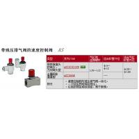 SMC速度控制阀AS2201F-01-06S现货