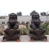 鄂尔多斯铜狮子,昌宝祥铜雕狮子厂,铜狮子供应商