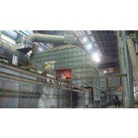 午阳环保100t电弧炉除尘器技术参数设计