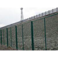 高速铁路桥下防护栅栏金属网片(图) 湖北博达丝网厂家价格走势