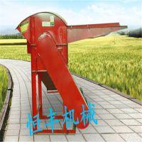 小麦脱粒机 全铸造平带轮安全可靠 恒丰机械