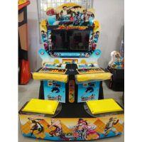 3D格斗机街霸4机箱 儿童大人中型格斗机游艺机 新款游戏机娱乐机