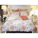 Contemporary Floral Bedding Sets Queen
