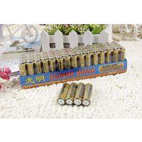 d0光明5号干电池 通用性碱性电池 驰名品牌电池批发 玩具电池批发