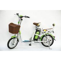 供应飞锂FLIVE新款16寸小电动车锂电池48V电动自行车电单车踏板电动车厂家直销 飞彩
