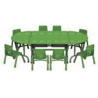 椅子面板 塑料|幼儿园桌子|儿童书桌 实木