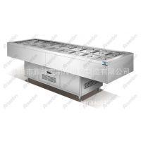 GN-D0.6L1F 西餐设备 牛太郎保鲜柜厂家 烤得助烧烤冷冻柜价格