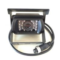 倒车后视防水高清摄像机监控,长途客运车安装监控