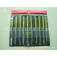什锦锉刀10支组|台湾一品钻石异形锉|besdia金刚石锉刀BF-90