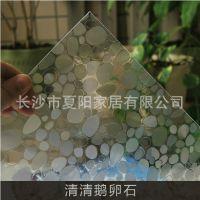 PVC批发台布软玻璃厂家桌面全网***低 高品质透明水晶板桌布