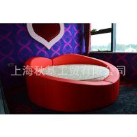 主题酒店宾馆圆形水床、恒温水床、电动床、情趣电动床、电动红床