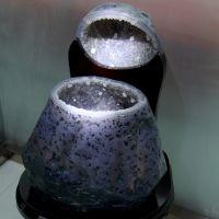产地直销巴西天然紫水晶聚宝盆摆件 招财聚财辟邪紫晶洞 约36公斤