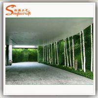 仿真植物墙 人造植物墙 创意植物墙 垂直绿化植物墙 草墙