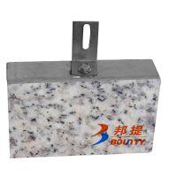 白麻超薄石材装饰保温一体板
