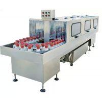 白酒厂双列回转式冲瓶机 酒厂自动双列回转式冲瓶机厂家