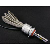 雅杰电子汽车大灯散热带、镀锡铜LED灯编织带