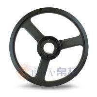迈腾发电机皮带轮采购spa63-02选无锡帛扬锥套皮带轮厂家