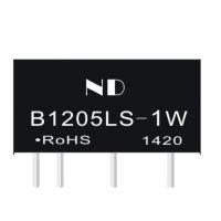 广州ND能达电源模块,B1205LS-1W隔离开关电源模块厂家直销