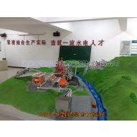 ZJGKSG11-水电站施工导截流模拟实训沙盘