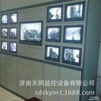壁挂电视墙 视频监控 监控安防电视墙 网络集成系统  【图】