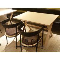 福建广东江苏餐桌椅批发订做 西餐厅桌椅 酒店大排档餐桌椅批发