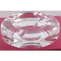 西安商务礼品水晶烟灰缸供应可定制logo