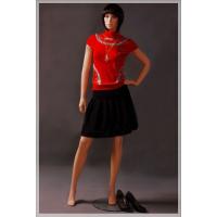 厂家供应美力高档服装道具模特 时尚站姿化妆女模特衣架