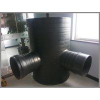 大管径克拉管DN3500 高密度聚乙烯缠绕管、雨污管道、HDPE缠绕管