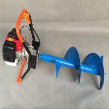 种植挖坑机价格 新款螺旋种植挖坑机规格 润丰